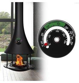 de hoeken Gala Fire Magnetic Stove Thermometer