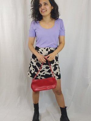 IVIVI Pastel paars - shirt basic