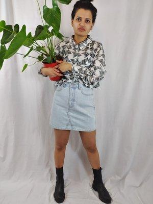 Dr Denim Denim skirt - slightly short
