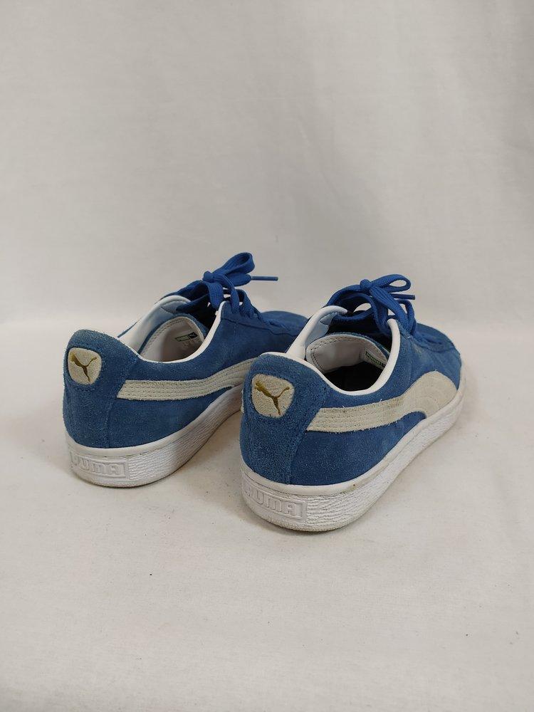 Puma Puma sneakers - blauw suéde