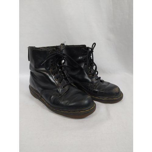 Dr. Martens Dr Martens laarzen - zwart