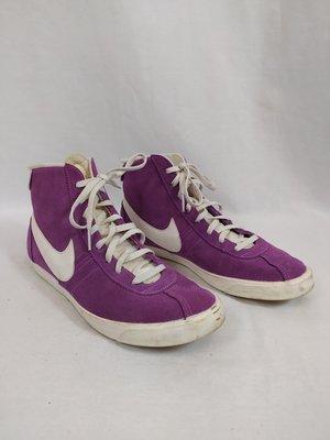 Nike Nike retro sneakers - purple white