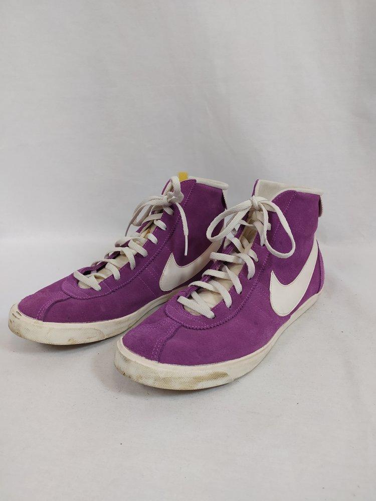 Nike Nike retro sneakers - paars wit