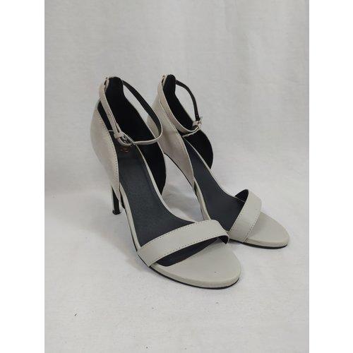 NLY Open stiletto heels - white