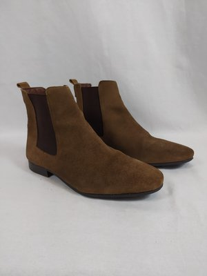 River Island Suede chelsea boots - brown