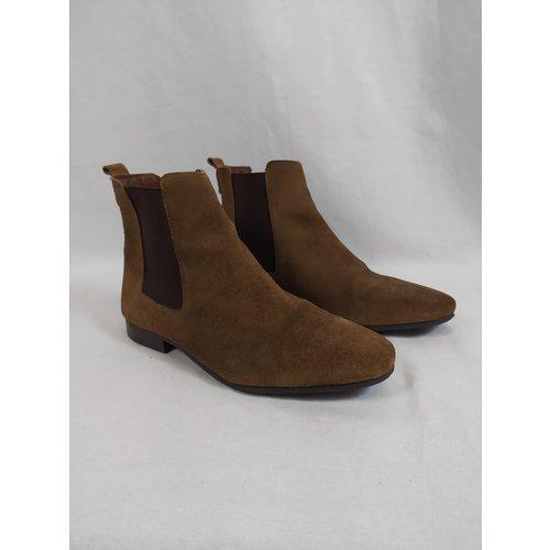 River Island Suéde chelsea boots - bruin