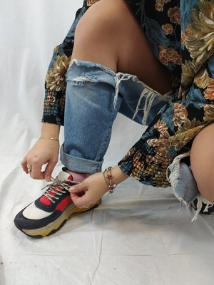 Sacha Chunky sneakers - multicolor