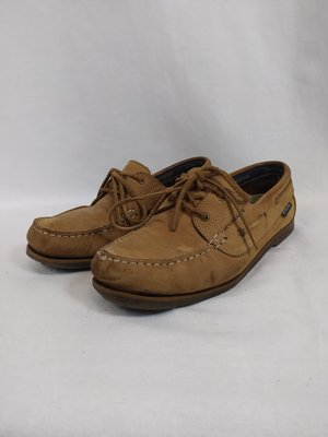 McGregor Leather boat shoes