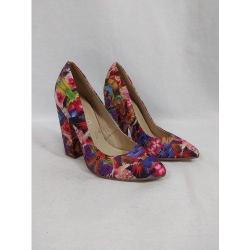 Invito Tropical block heels - colorful (36)
