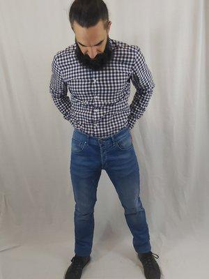 Zara Denim jeans - licht (42)