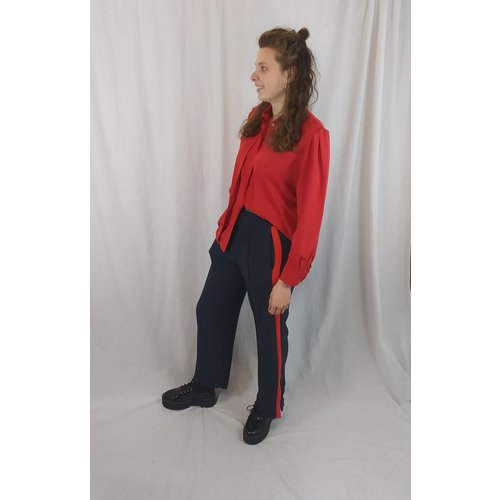 H&M Sporty pants - blue red