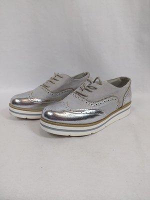 Primark Nette veterschoenen - zilver grijs
