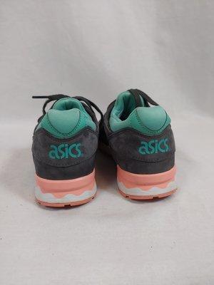 Asics Asics sneakers - grijs suéde