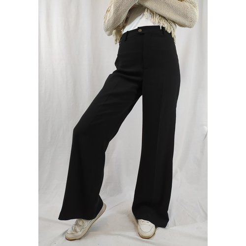 Zara Flared trousers - black