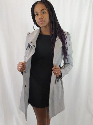 French Connection Chique jurk - zwart
