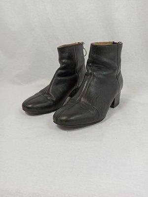 Topshop Ankle boots - black zipper (36)