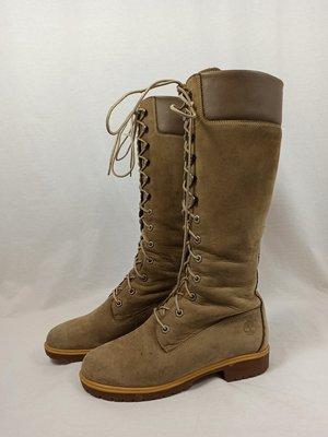 Timberland Long boots - beige (38)