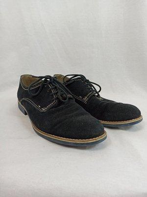 New Design Suede lace-up shoes - black (42)