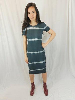 H&M T-shirt maxi dress - gray