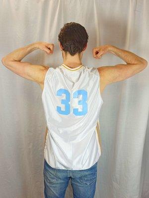 Nike Sport sleeveless shirt - wit