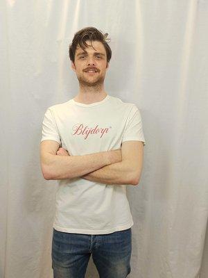Weekday Blijdorp T-shirt - wit