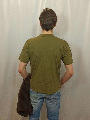 Basic T-shirt - groen