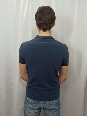 Fred Perry Polo T-shirt - blauw