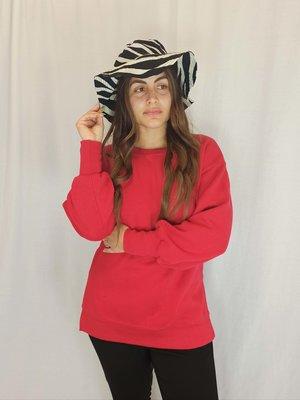 Bershka Basic sweater - rood