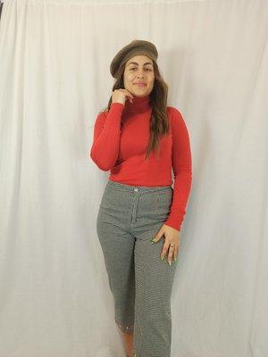 Basic coltrui - rood
