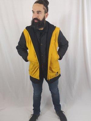 Vintage Vintage bodywarmer jacket - yellow black