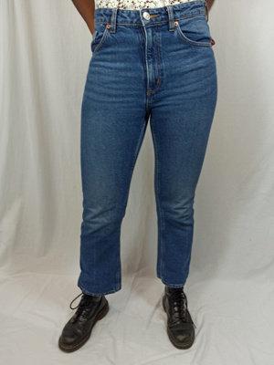 Review Denim jeans - blauw (29)