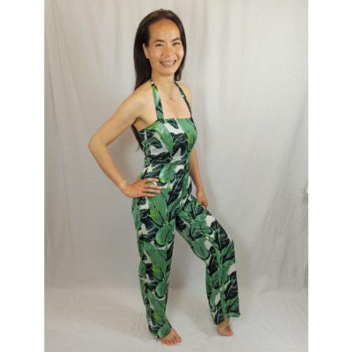 Jungle jumpsuit - groen