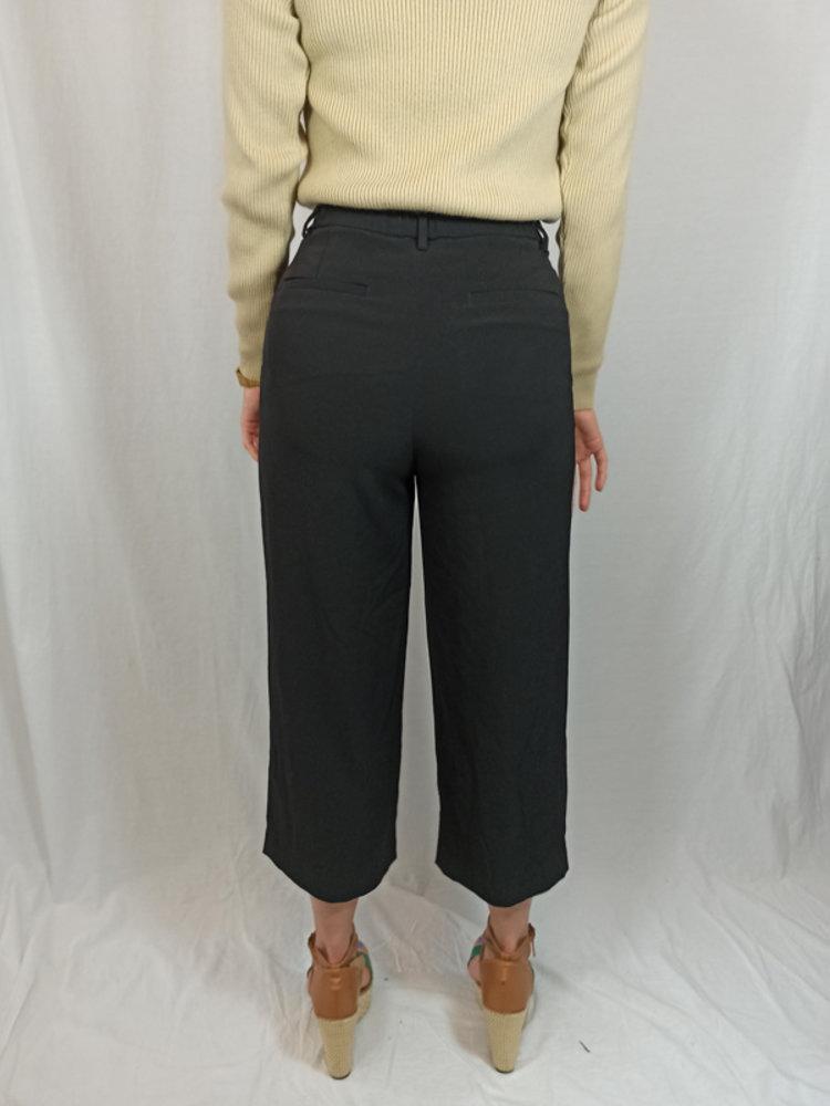 UNIQLO Basic culotte - zwart