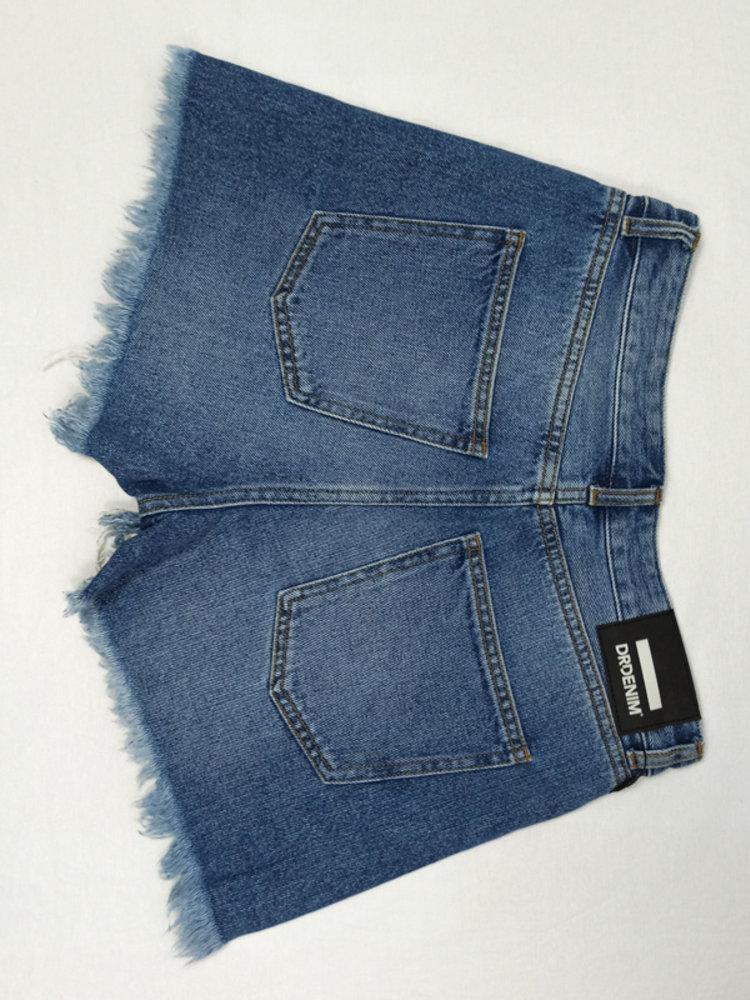 Dr Denim DrDenim Vega Shorts - blauw denim