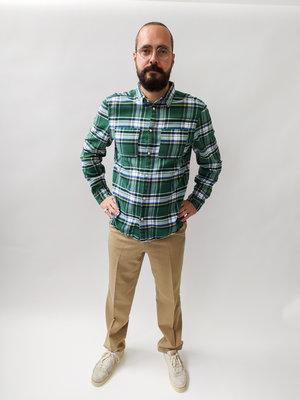 H&M Lumberjack shirt - green