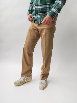 Montego Neat trousers - Sand color (W48)
