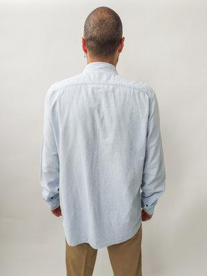 Dashed shirt - blue