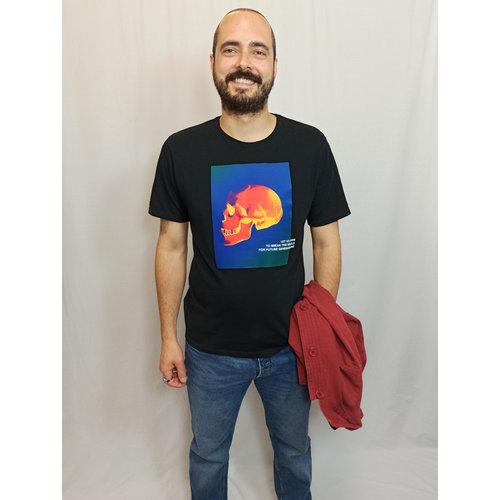 Zara Skull t-shirt - black