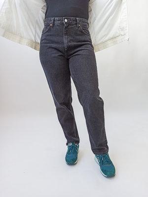 Monki Zwarte mom jeans
