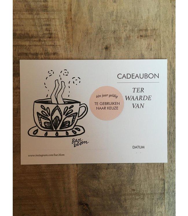 CADEAUBON  BRUNCH VOOR TWEE