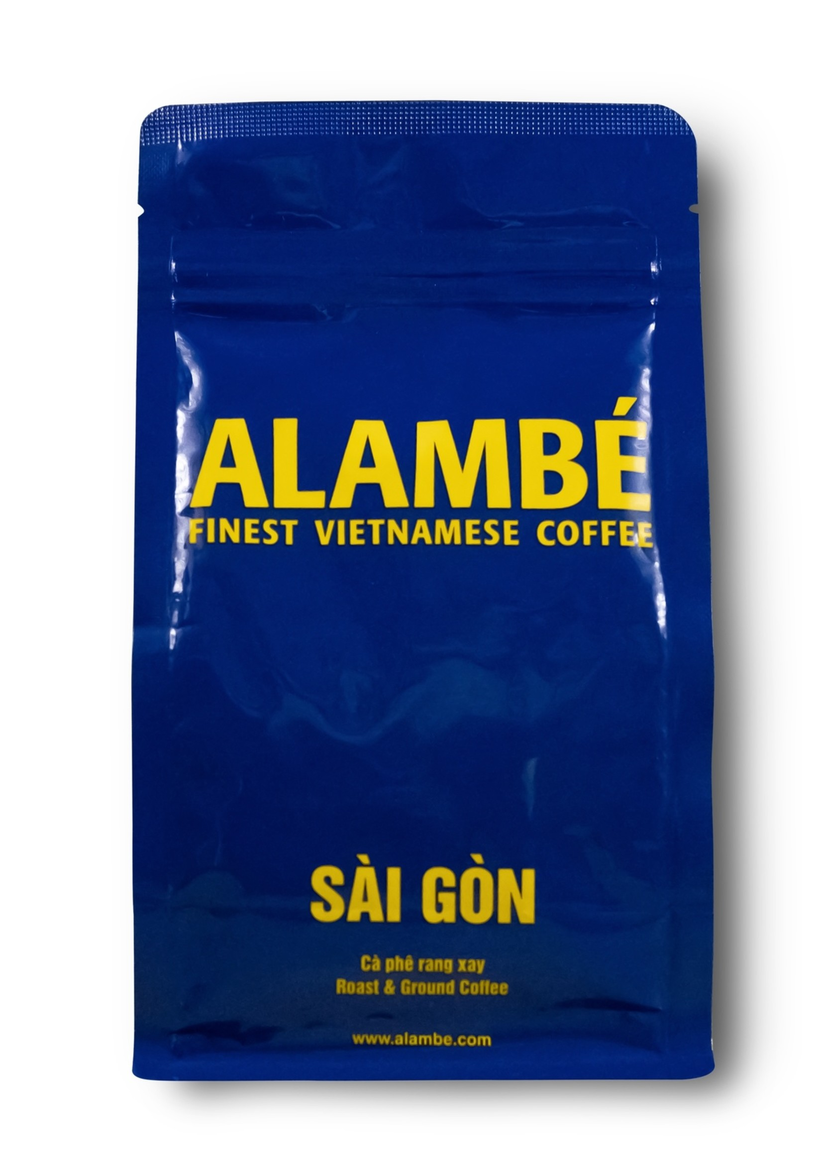 Alambé - Finest Vietnamese Coffee Sai Gon - Vietnamese style house blend (230g ground)