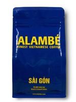 Alambé - Finest Vietnamese Coffee Sai Gon - Hausmischung nach vietnamesischer Art (230g Bohnenkaffee)