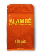 Alambé - Finest Vietnamese Coffee Dak Lak - 100% Robusta à la manière traditionnelle vietnamienne (230g moulu)