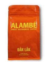 Alambé - Finest Vietnamese Coffee Dak Lak - 100% Robusta à la manière traditionnelle vietnamienne  (230g café en grains)