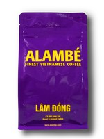 Alambé - Finest Vietnamese Coffee Lam Dong - Hausmischung nach italienischer Art (230g Bohnenkaffee)