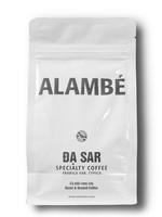 Alambé - Finest Vietnamese Coffee Da Sar – 100% Arabica Typica Spezialitätenkaffee aus Vietnam (230g Bohnenkaffee)