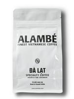 Alambé - Finest Vietnamese Coffee Da Lat – 100% Arabica Bourbon Spezialitätenkaffee aus Vietnam (230g Bohnenkaffee)