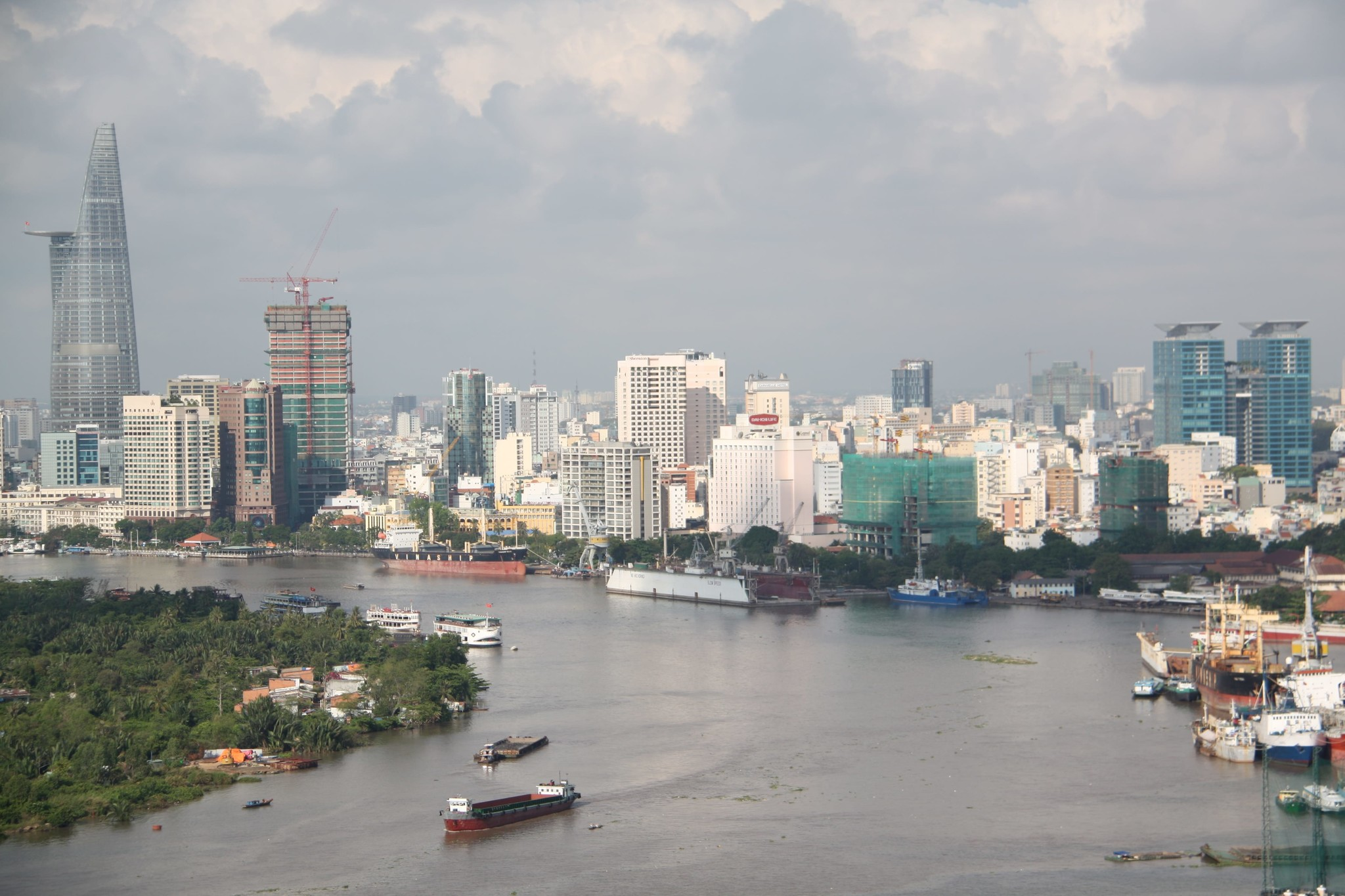 Saigon Skyscrapers