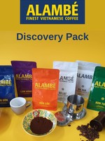 Alambé - Finest Vietnamese Coffee Das Alambé Kaffee Entdeckungspaket (Bohnenkaffee)