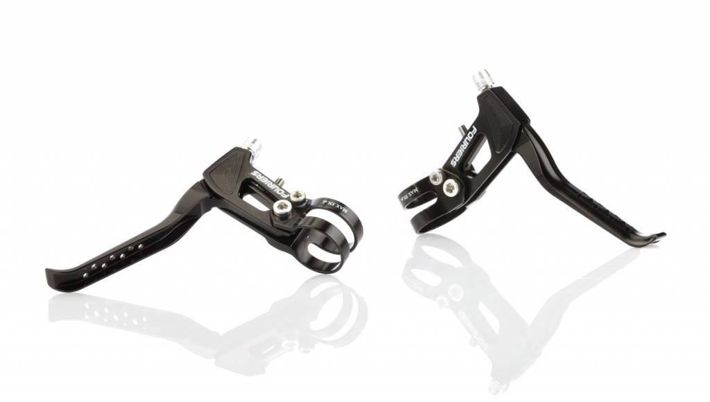 Full CNC machined. Light weight design V-brake lever